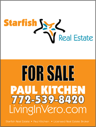 Starfish Real Estate Sign